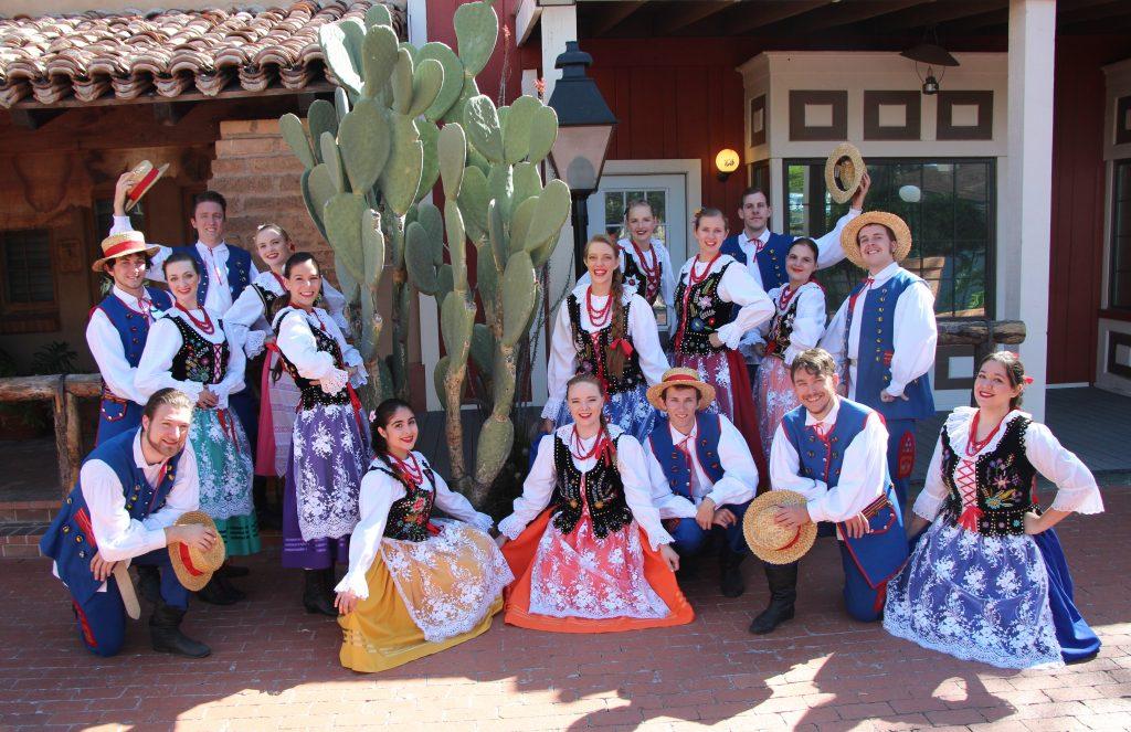 Lajkonik Polish Dance Group